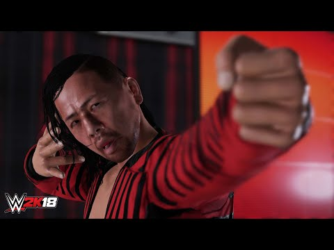 WWE 2K18 Roster Reveal Part 2: Samoa Joe Introduces 37 More Superstars - UCKy1dAqELo0zrOtPkf0eTMw