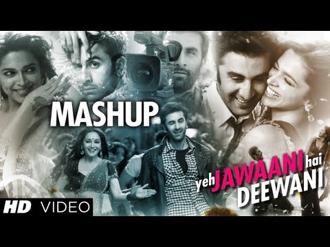 Yeh Jawaani Hai Deewani Mashup (Official)   DJ Chetas - UCq-Fj5jknLsUf-MWSy4_brA