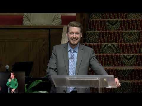 Sermon - 02/07/2021 - Pastor Ben Anderson - Christ Church Nashville