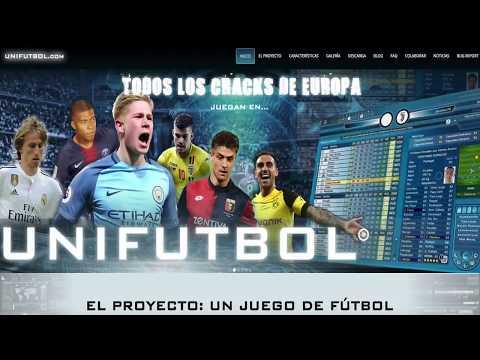 UNIFUTBOL.COM (PC Fútbol moderno)