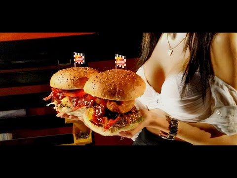 Girls, Harleys and Cheese & Roll. FULL VERSION. 7th Street - Bar & Grill (Burgers)