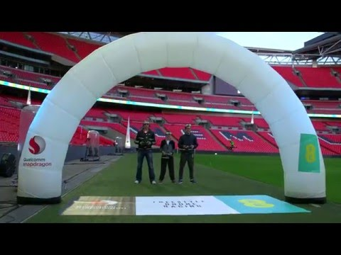 Drone racing live streamed over 4G at Wembley Stadium - UCDlTucsLlXBdCcM36U2Vszw