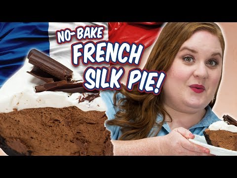 How to Make Elise's No Bake French Silk Pie With Oreo Crust   Smart Cookie   Allrecipes.com