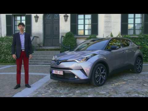 Toyota C-HR | Prova su strada in anteprima