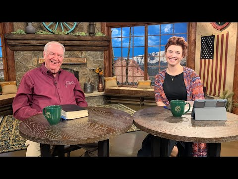 Charis Daily Live Bible Study: WATCH - Wendell Parr - May 29, 2020