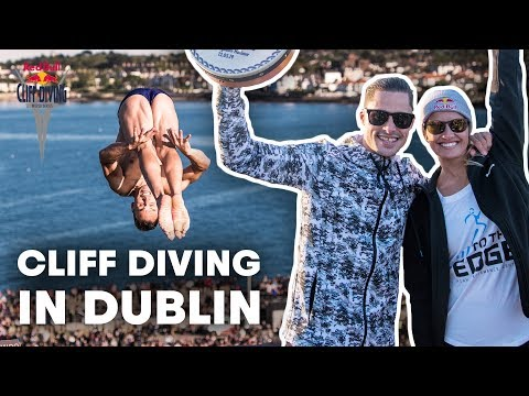 The Very First Cliff Diving Event in Dublin | Red Bull Cliff Diving 2019 Highlights - UCblfuW_4rakIf2h6aqANefA