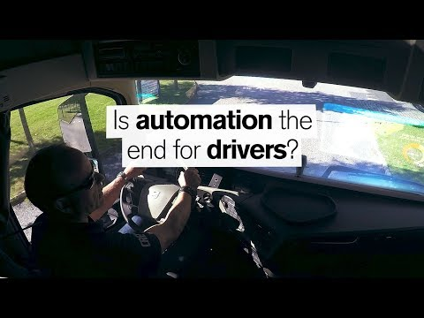 Volvo Trucks - Automation - Is automation the end for drivers""