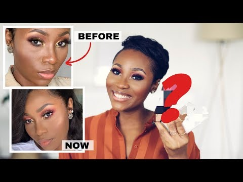 THESE PRODUCTS CHANGED MY MAKEUP GAME, THEY'LL MAKE YOUR MAKEUP LAST LONGER | DIMMA UMEH