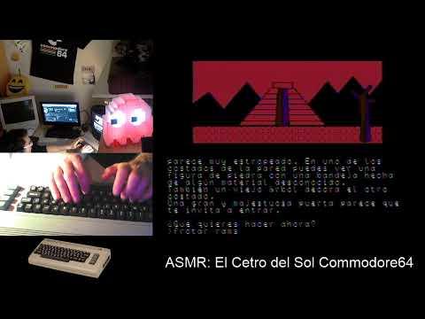 ASMR: El Cetro del Sol Commodore64