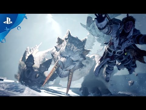Monster Hunter World: Iceborne - Accolades Trailer | PS4