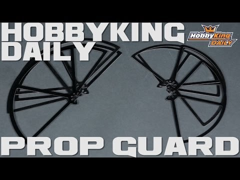 HobbyKing Daily - Quadcopter Prop Guard - UCkNMDHVq-_6aJEh2uRBbRmw