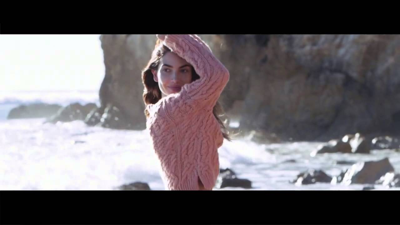 Lily Aldridge's Best Beach Day Ever