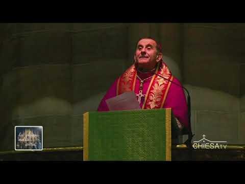 «L'incontro con il Signore interroga e domanda a questa Chiesa e a questa città di svegliarsi»