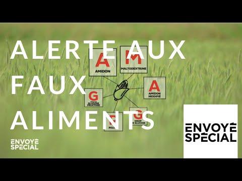 nouvel ordre mondial | Envoyé spécial. Alerte aux faux aliments ? - 13 septembre 2018 (France2)