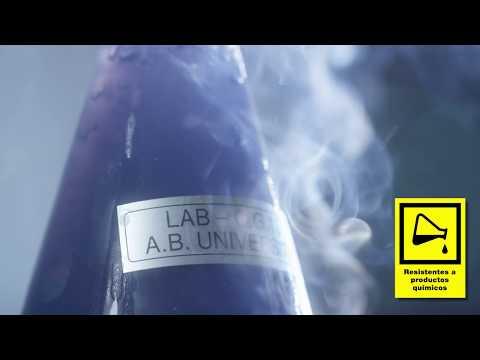 Aplicaciones de etiquetas para laboratorios
