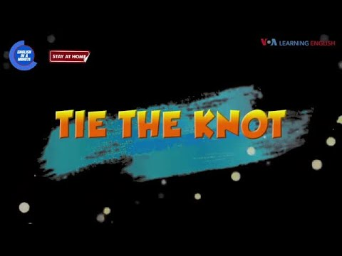 English in a Minute: Tie the Knot