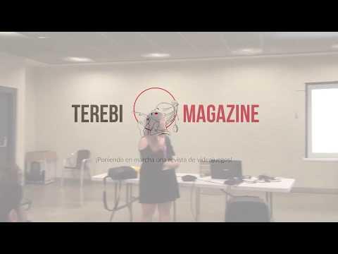"""RetroMadrid 2018 - Conferencia """"Poniendo en marcha una revista de videojuegos: Terebi Magazine"""""""
