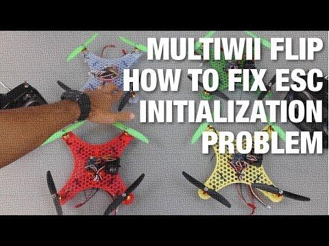 MultiWii Flip MINCOMMAND Firmware Tweak to Fix Failed ESC Initialization - UC_LDtFt-RADAdI8zIW_ecbg
