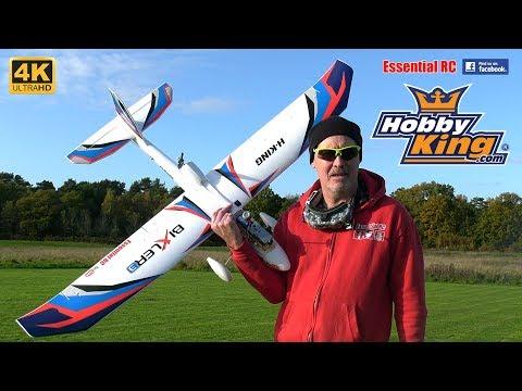 NEW HobbyKing BIXLER3 Trainer / FPV Platform Low Price RC PLANE Glider [*UltraHD / 4K*] - UChL7uuTTz_qcgDmeVg-dxiQ