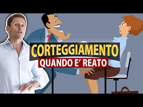 CORTEGGIAMENTO: quando è reato | Avv. Angelo Greco