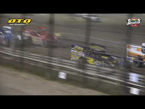 New Egypt Speedway   Modified Feature Highlights   8/7/21 - dirt track racing video image