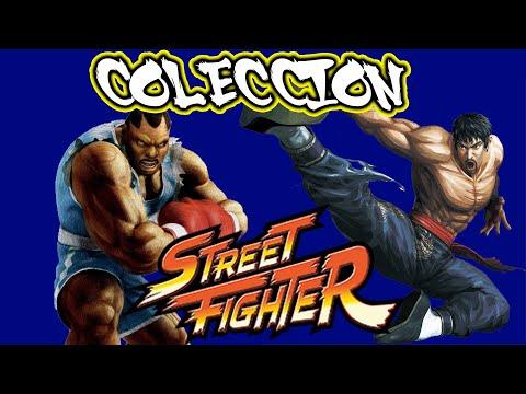 COLECCION FIGURAS STREET FIGHTER ENTREGAS 12 Y 13