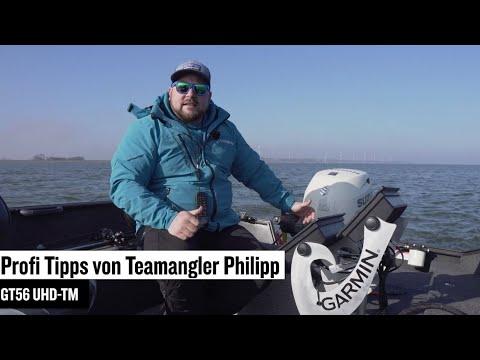Profi Tipps von Team Angler Philipp zum GT56UHD-TM