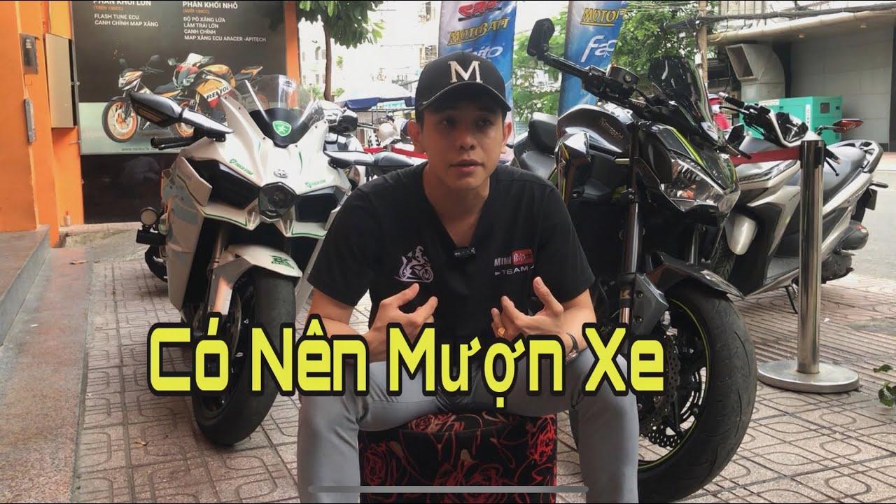 Có Nên Cho Bạn Muợn Xe Moto - Bảo Trì Xe moto PKL như thế nào ? | MinhBiker