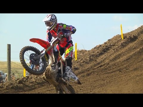 Eli Tomac's Dominating Start To 2015 Lucas Oil Pro Motocross