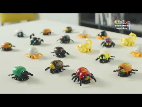 Spot Turbo Insect  gli insetti più veloci del pianeta