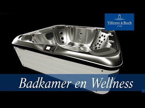 Change NL | Outdoor whirlpool van Villeroy & Boch