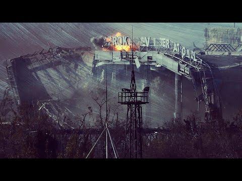Донецкий аэропорт - Глеб Корнилов (Опасные) - UCiLd7M717_mXdqjFXcEoKaA