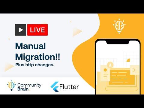Manual Migration plus HTTP Changes