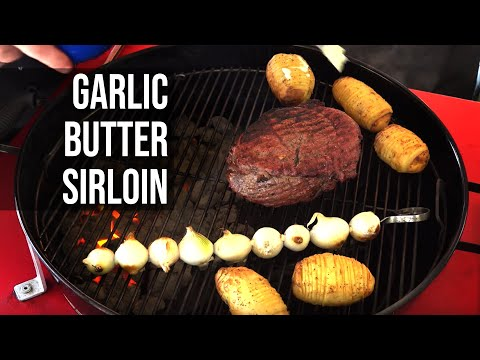 Garlic Butter Beef with Slit Roasted Potatoes - UCjrL1ugI6xGqQ7VEyV6aRAg