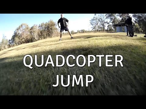 Quadcopter Jump // Blackout Mini H Quad // MN1806 // CC3D - UCkous_8XKjZkKiK5Qe13BXw