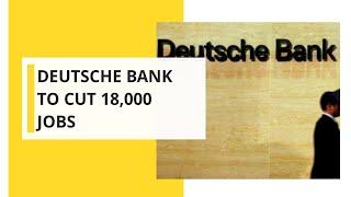 WION Dispatch: Deutsche Bank to cut 18,000 jobs in 7.4 billion euro overhaul