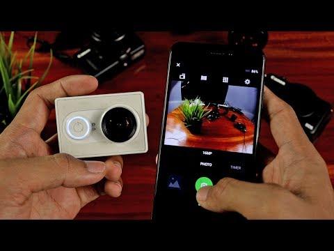 TUTORIAL MENGGUNAKAN ACTION CAM : XIAOMI YI / GOPRO | kamera terbaik termurah untuk youtuebr