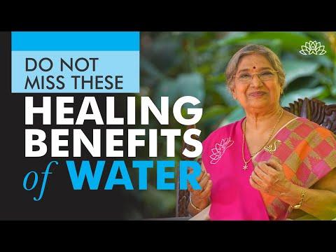 Healing Power of Water by Dr. Hansaji Yogendra