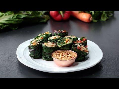4 FRESH & INNOVATIVE Salad Recipes!