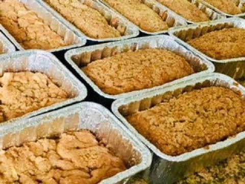 How To Make Streusel Topping for Apple Bread