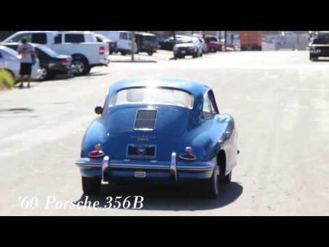 1960 Porsche 356B -stock#07354-