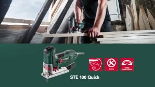 Tikksaag Metabo STE 100 Quick