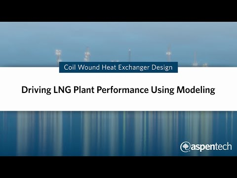 Driving LNG Plant Performance Using Modeling