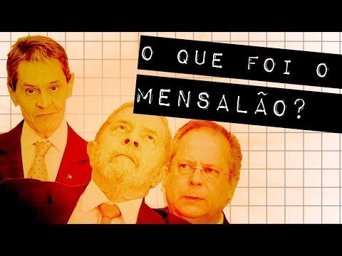 O QUE FOI O MENSALÃO? #meteoro.doc