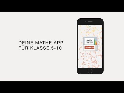 Cornelsen Mathe Trainer App