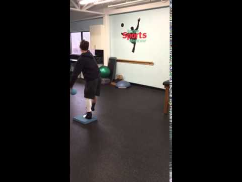 Shoulder Physical Therapy for Pitchers