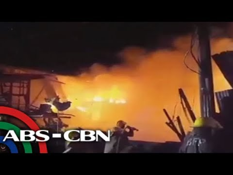 News Patrol: Kabahayan, nasunog sa Dulho-Fatima, Cebu City | January 5, 2019