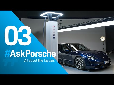 #AskPorsche    Part 03 - Design challenges, charging conditions and Taycan battery