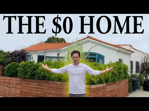 How I Bought This House For $0 photo