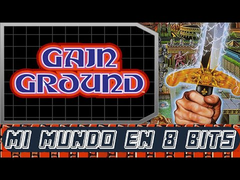 GAIN GROUND - SEGA MEGA DRIVE / GENESIS - Análisis y Gameplay Español